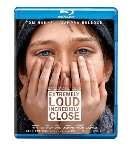 Extremely Loud & Incredibly Close Hanks Bullock Horn Blu Ray Ws Pg13 Incl. DVD Uv Dc