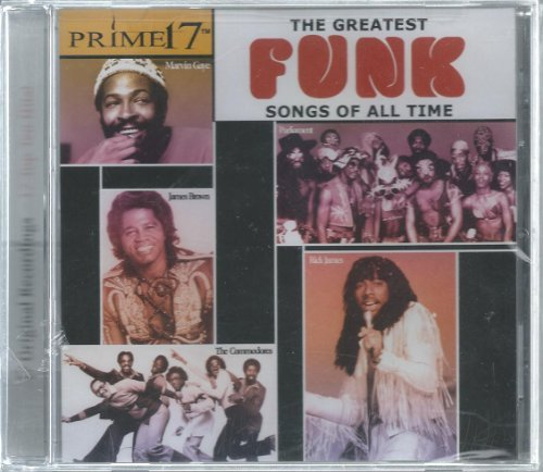 Prime 17 Greatest Funk Songs Of All Time