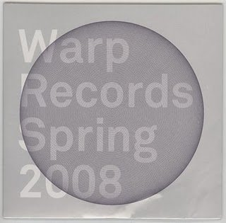 Warp Records Spring 2008