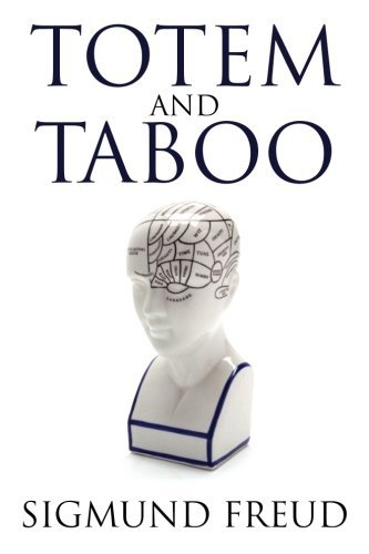 Sigmund Freud Totem And Taboo