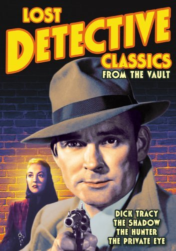 Hunter (1952) Shadow House Of Lost Detective Classics From T Bw Nr