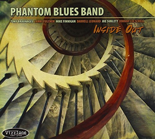 Phantom Blues Band Inside Out Digipak