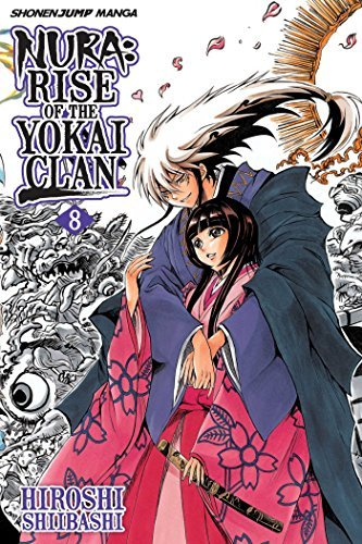 Hiroshi Shiibashi Nura Rise Of The Yokai Clan Volume 8