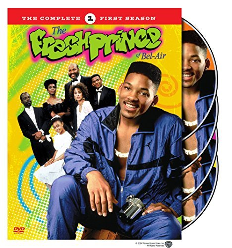 Fresh Price Of Bel Air Season 1 DVD Nr 4 DVD