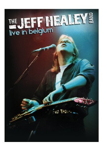 Jeff Band Healey Jeff Healey Band Live In Belgi Incl. CD