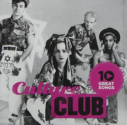 Culture Club 10 Great Songs