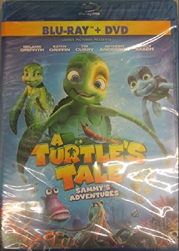 Sammy's Adventures Turtle's Tale Nr Incl. DVD Dc