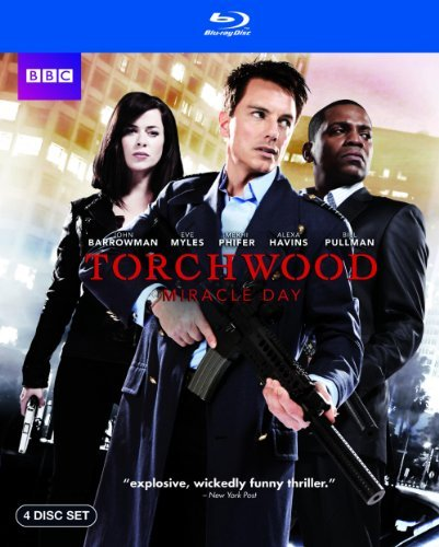 Torchwood Torchwood Miracle Day Blu Ray Ws Nr 4 Br