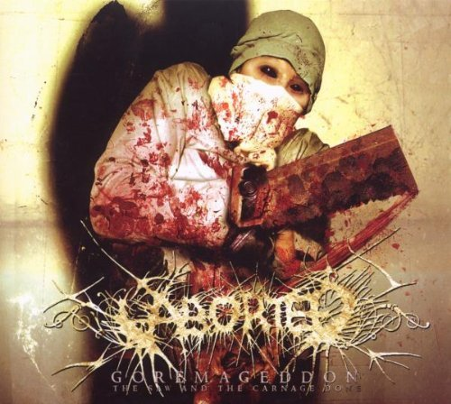 Aborted Goremageddon The Saw & The Car