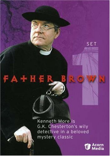 Father Brown Set 1 Father Brown Nr 2 DVD