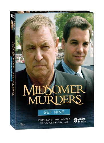 Set 9 Midsomer Murders Nr 4 DVD