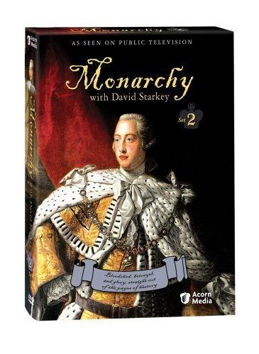 Set 2 Monarchy With David Starkey Nr 2 DVD