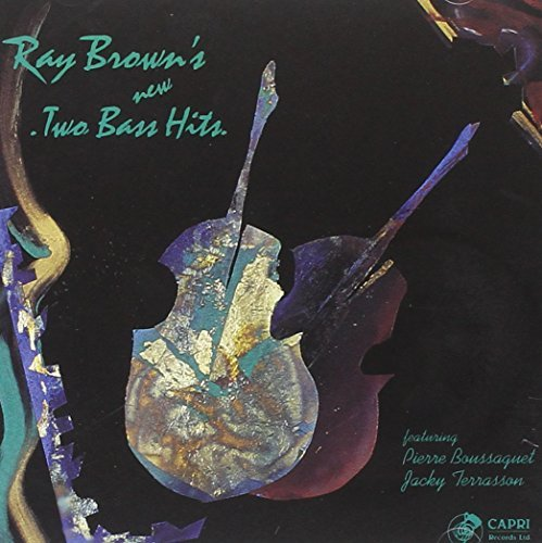 Ray Brown New Two Bass Hits