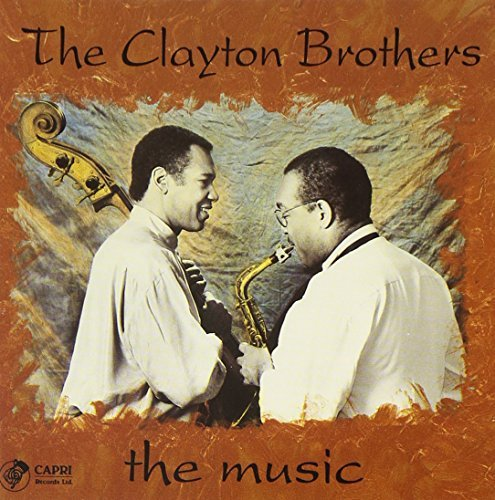 Clayton Brothers Music