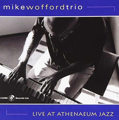Mike Wofford Live At Athenaeum Jazz Sacd