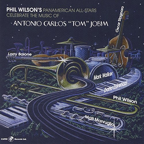 Phil Wilson Music Of Antonio Carlos Jobim