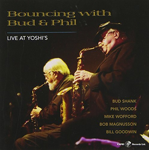Shank Bud & Phil Woods Bouncing With Bud & Phil