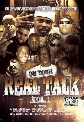 Real Talk Vol. 1 Real Talk Clr Nr