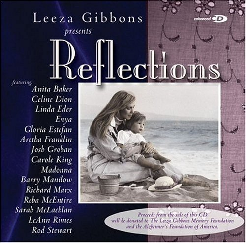 Leeza Gibbons Presents Reflect Leeza Gibbons Presents Reflect Enhanced CD Franklin Groban King Marx