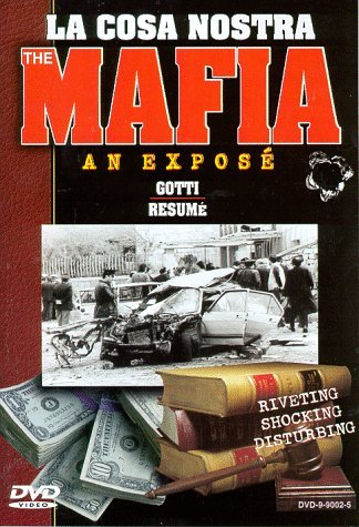 Gotti Resume Mafia An Expose Clr Bw Keeper Nr