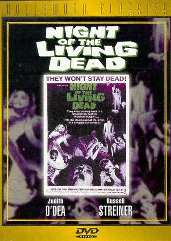 Night Of The Living Dead (1968 Jones O'dea Hardman Eastman Wa Bw Keeper Nr