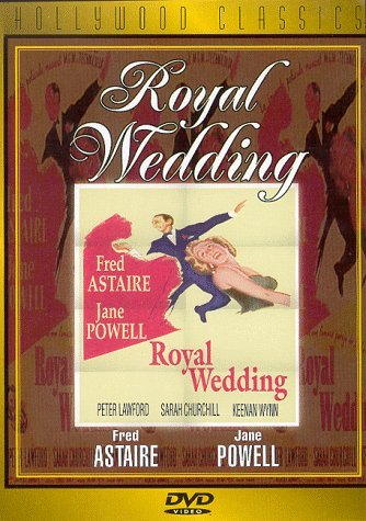 Royal Wedding Astaire Powell Bw St Keeper Nr
