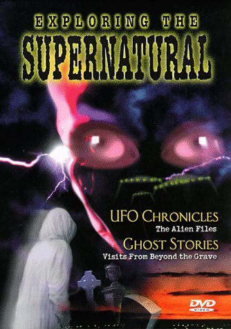 Exploring The Supernatural Vol. 1 Ufo Chronicles Ghost St Clr Keeper Nr