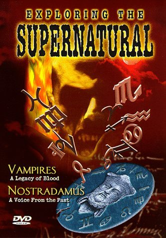 Exploring The Supernatural Vol. 2 Vampires Nostradamus Clr Keeper Nr