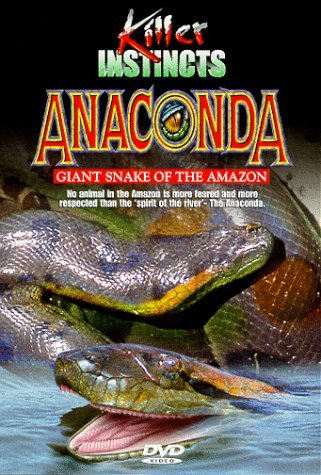 Anaconda Giant Snake Of The Am Killer Instincts Clr Nr