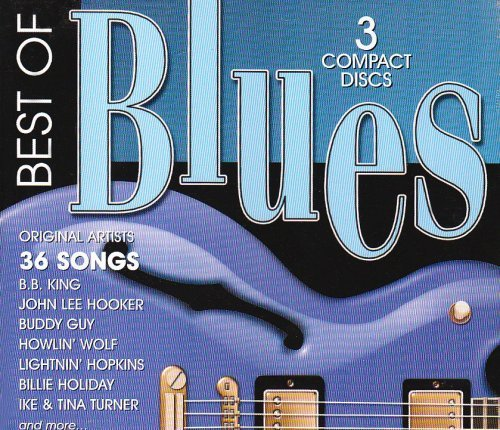 Best Of Blues Best Of Blues 3 CD Set