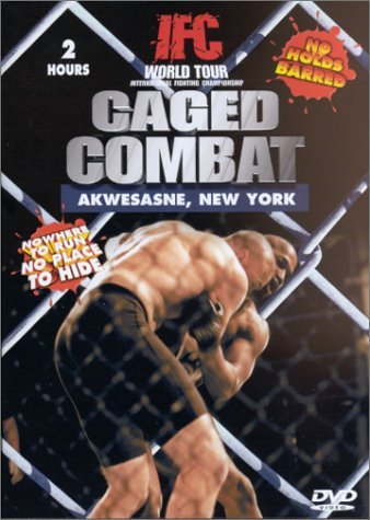 Akwesasne New York Caged Combat Clr Nr
