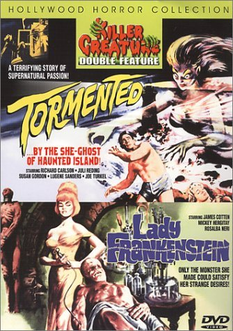 Tormented Lady Frankenstein Killer Creatures Double Featur Clr Nr 2 On 1