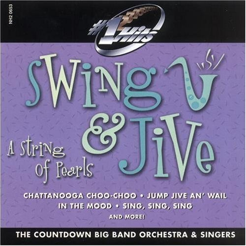 Countdown Big Band Orchestra & Swing & Jive String Of Pearls Number 1 Hits