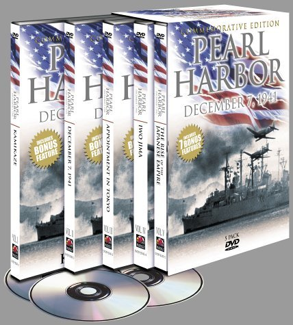 Pearl Harbor Commemorative Edi Collection Clr Nr 5 DVD