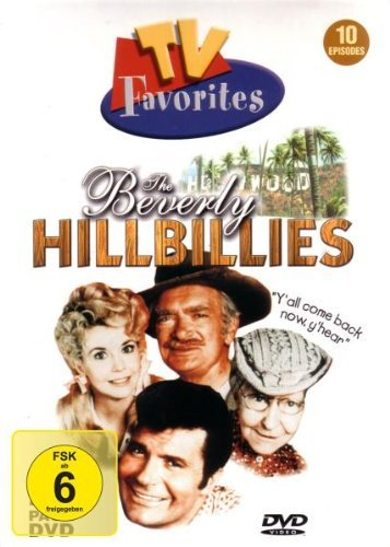 Tv Favorites Beverly Hillbilles Bw Nr 2 DVD