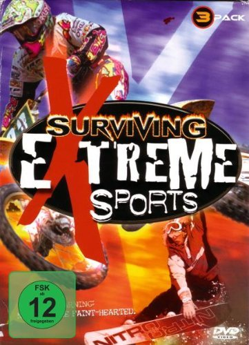 Surviving Extreme Sports Masters Of Disasters Maniax Su Clr Nr 3 DVD