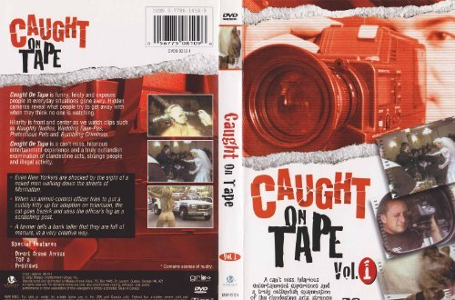 Caught On Tape Vol. 1 Clr Nr