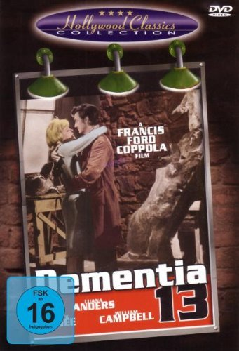 Dementia 13 Fright Night Horror Classics Bw Keeper Nr
