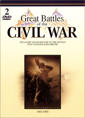 Great Battles Of The Civil War Great Battles Of The Civil War Clr Nr 2 DVD