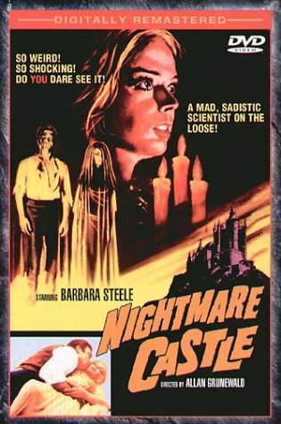 Nightmare Castle Fright Night Horror Classics Bw Keeper Nr