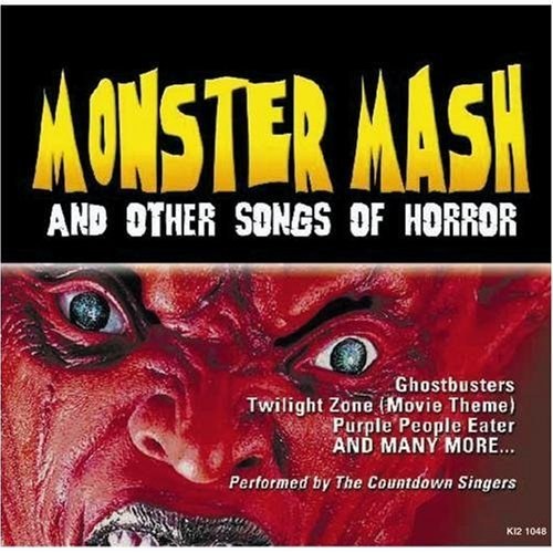 Countdown Singers Monster Mash & Other Songs Of Horro