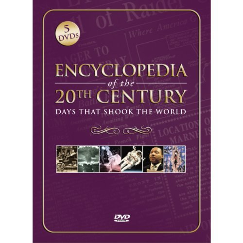 Encyclopedia Of The 20th Centu Encyclopedia Of The 20th Centu Clr Digipak Nr 5 DVD