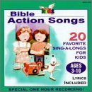 Sing Along Bible Action Songs Wonder Kids