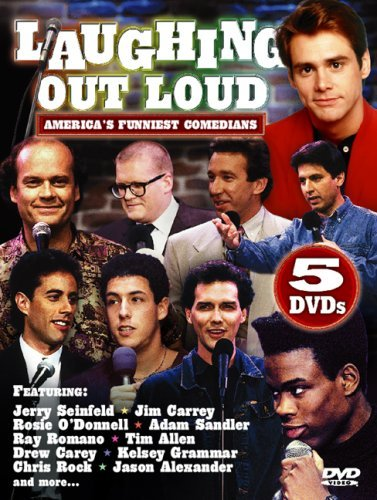 Laughing Out Loud Vol. 1 America's Funniest Come Clr Digipak Nr 5 DVD