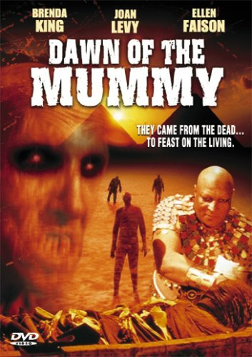 Dawn Of The Mummy King Levy Faison Clr R