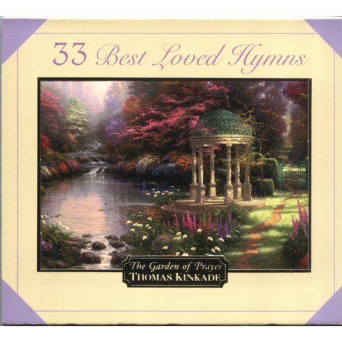 Thomas Kinkade 33 Best Loved Hymns
