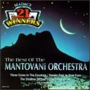 Mantovani Orchestra Best Of Mantovani Orchestra Madacy 21 Winners