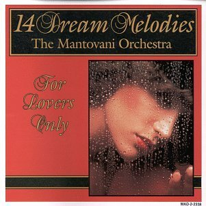 Mantovani Orchestra 14 Dream Melodies