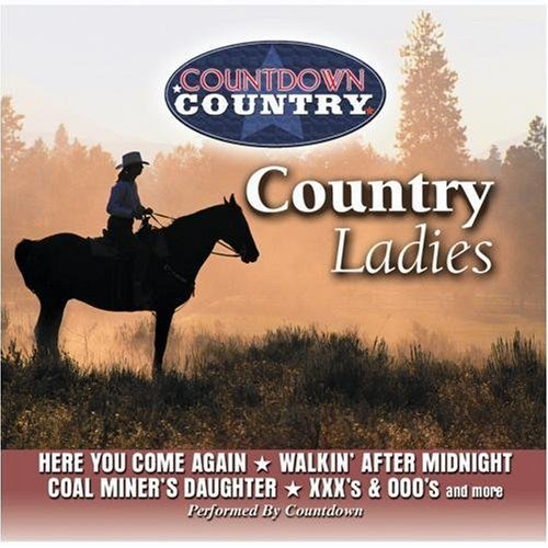 Countdown Singers Country Ladies Countdown Country