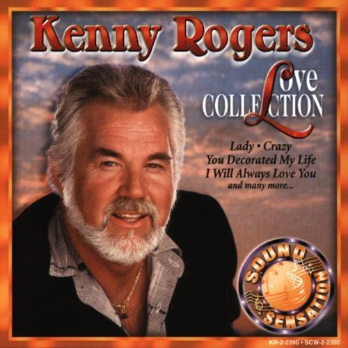 Kenny Rogers Love Collection Sound Sensation